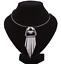Fashion-Crystal-Necklace-Bib-Choker-Chain-Chunk-Statement-Pendant-Women-Jewelry thumbnail 84