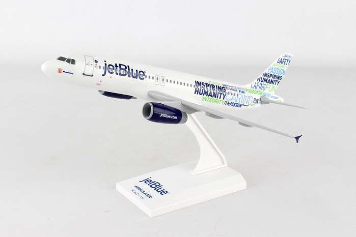 SKR974 Skymarks Jetazul Airbus A320 1 150 azulmanity azulmanity azulmanity librea Modelo de la exhibición 27055f