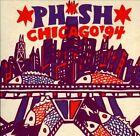 Chicago '94 [Box] by Phish (CD, Jul-2012, 6 Discs, Jemp Records)