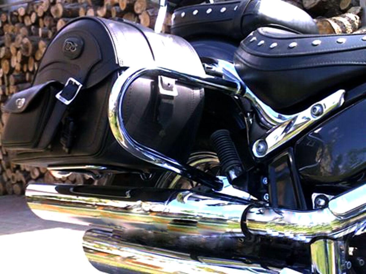 1 Luggage Rack for Suzuki Boulevard C50 M50 C90 Volusia VL800 Intruder VL1500 Chrome