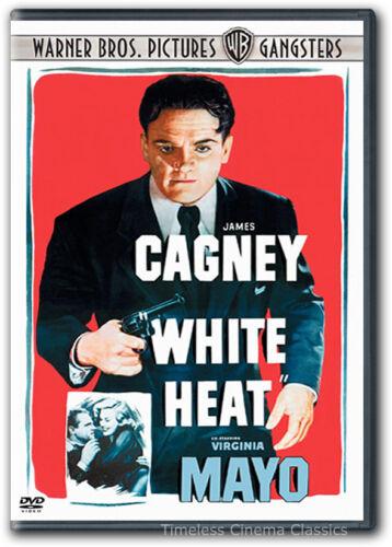 1 of 1 - White Heat DVD New James Cagney, Virginia Mayo, Edmond O'Brien