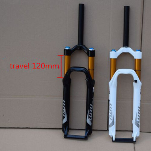 26 Inch Front Fork Bicycle Shock Absorber Aluminium Alloy+Magnesium Alloy