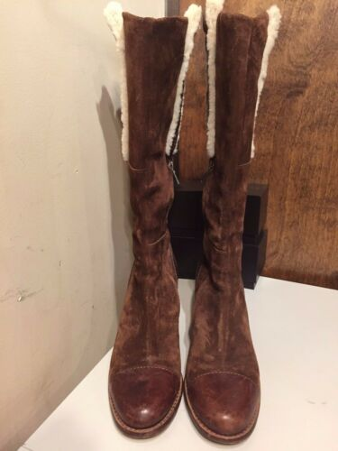 us Tess Brownn femmes Taille 39 Bottes 8 Ugg pour eu Charlie 5504 Brown HxEYY8q6