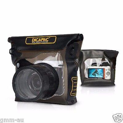Neopreno Pouch Cámara Bolsa 130x90x73 para Mirrorless Sony Canon Nikon Fujifilm..