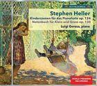 Stephen Heller: Kinderszenen fr das Pianoforte Op. 124; Notenbuch fr Klein und Gross Op. 138 (CD, May-2016, Dynamic (not USA))