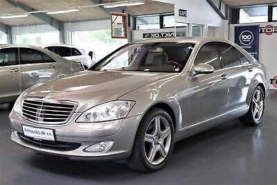 Annonce: Mercedes S320 3,0 CDi aut. lang - Pris 349.700 kr.