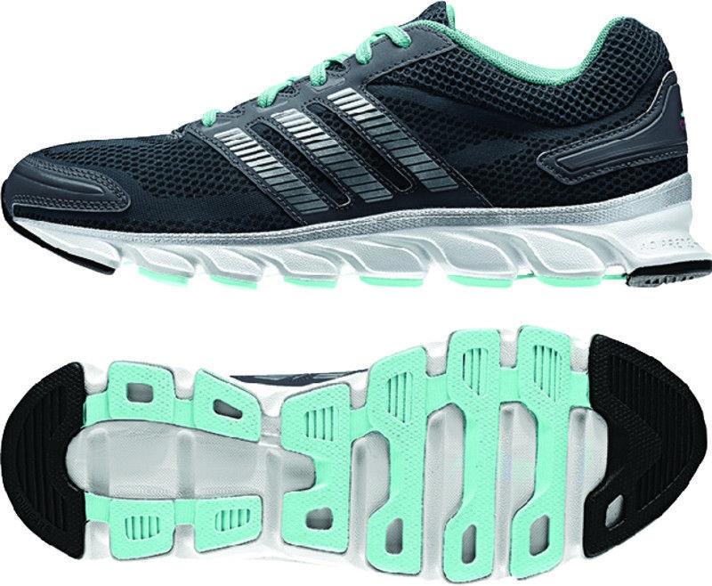 NIB Adidas Women's Powerblaze Running shoes  - Choose Size Charcoa