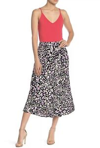 Abound-XXL-Skirt-Black-Pink-leopard-Midi-Slip