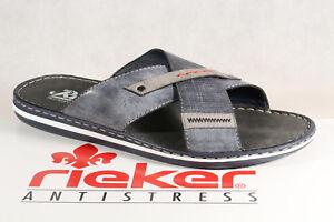 A buon mercatoRieker Sandali 21057 BLU sulla vendita