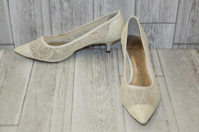 Adrianna Papell Lois Lace Pump - Women