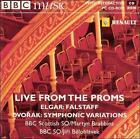 Live from the Proms - Elgar: Falstaff; Dvorak: Symphonic Variations ECD (CD, BBC Music Magazine)