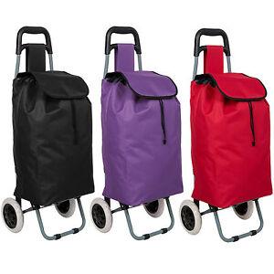 einkaufstrolley einkaufsroller trolley roller einkaufswagen klappbar ebay. Black Bedroom Furniture Sets. Home Design Ideas