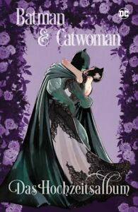 Batman-amp-Catwoman-Hochzeitsalbum-Panini-Comic-deutsch-NEUWARE