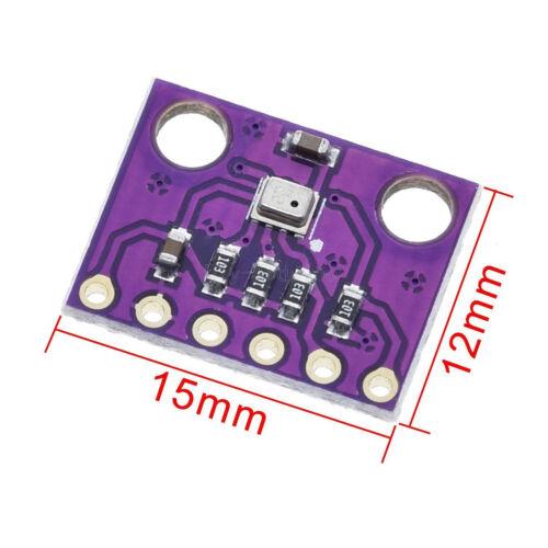 2PCS BMP280 Pressure Sensor Module High Precision Atmospheric Replace BMP180 FW