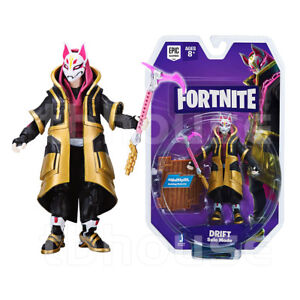 4 Drift Figure Fortnite Epic Games Solo Mode Battle Royale Jazwares