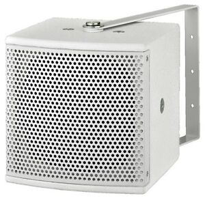Monacor-ESP-305-Ws-Ela-Miniatur-Altavoz-Caja-Acustica-280077