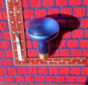 75w Grow Light Bulb 75r25 Plant Lite Sub For 75 Watt R30 Basking Lamp 130v New Ebay