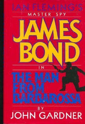 1 of 1 - The Man from Barbarossa By John Gardner