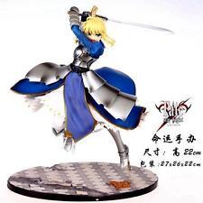 NEW Fate/stay night Triumphant Excalibur Saber 1/7 Painted PVC Action Figure AU