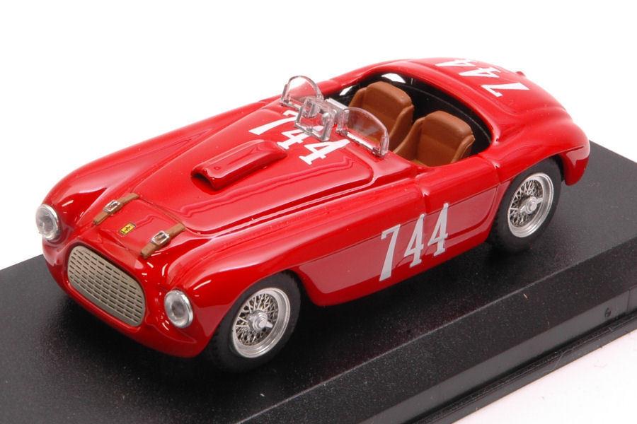 FERRARI 195s  744 Winner Giro della Calabria 1950 Serafini/Salani 1:43 Model