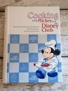 Disney-Cook-Book-Cooking-With-Mickey-And-Disney-Chefs