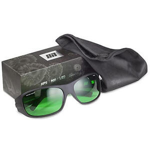 Method Seven Operator Led Safety Glasses Uv Protection