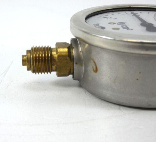 "1.6glicerina Tecsis manómetroØ 63 mm-1 hasta 5 kg//cm²1//4/"" verticalcl"