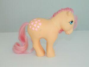 My Little Pony Vintage G1 Peachy Earth Ponies 180 04 Ebay