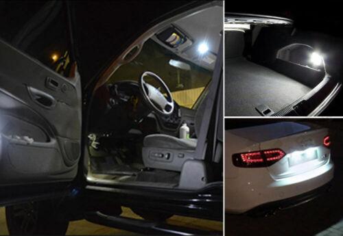For 2005-2010 Honda Odyssey 18PCS White Interior SMD LED Lights Package Kit