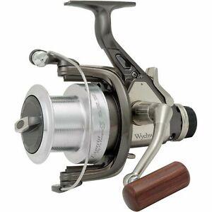 Wychwood-ESORCISTA-Big-Pit-65-freespin-pesca-con-Mulinello-Carpa-Pesca-Del-Luccio-Basso