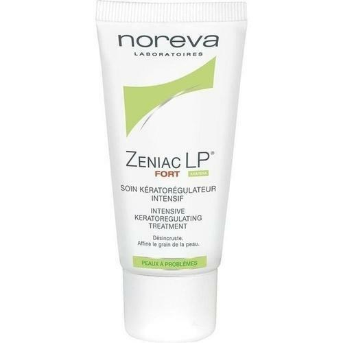 ZENIAC LP Fort Creme 30 ml PZN 1332951