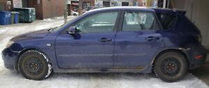 Mazda3 Hatchback 2006 197,000KM for Sale