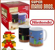 Tazza in ceramica Super Mario Bros. Heat Change Mug Termosensibile Nintendo