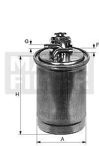 AudiFiltre Carburant Filtre Homme-FiltreCarburant Filtre wk 735//1