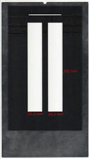 Film holder for Imacon Flextight PHOTO/343, full frame scan 2 35mm filmstrips
