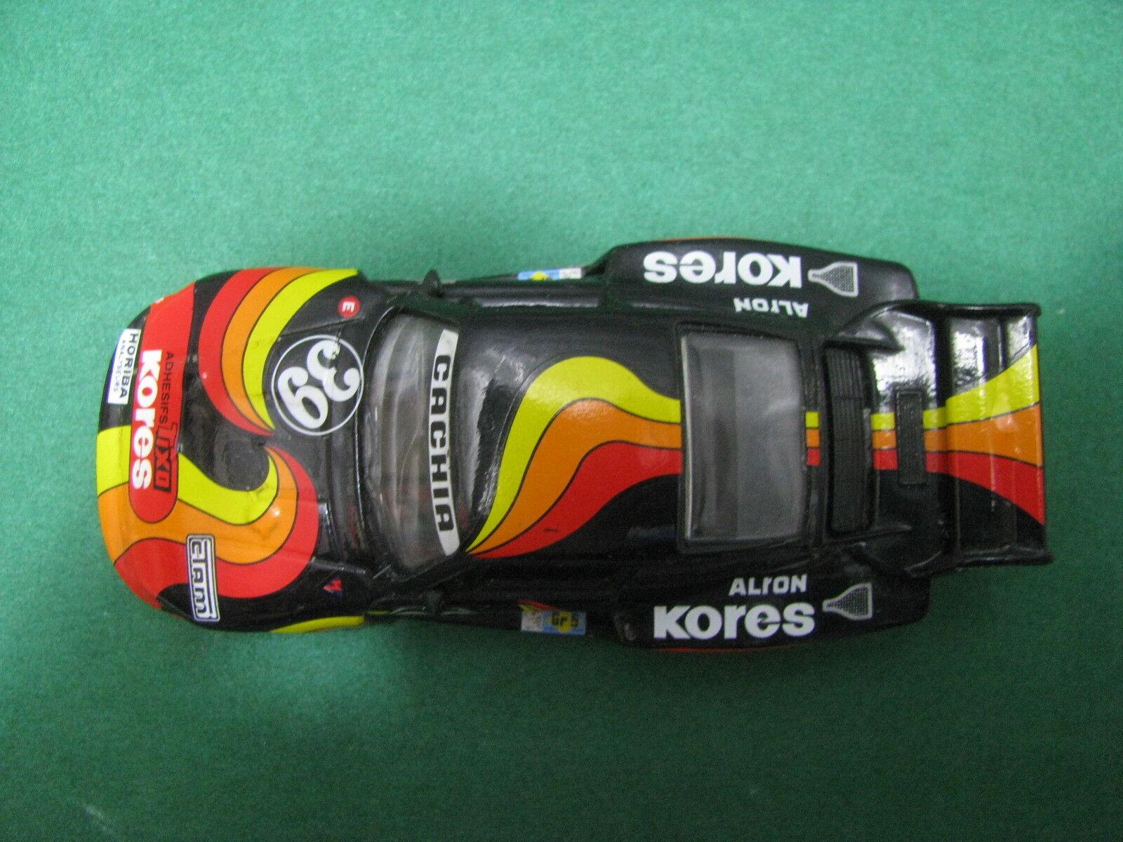Vintage - PORSCHE 935 Le Mans 1979 - 1 1 1 43 Solido 2 Ref.1702 Kit monté cc7a10