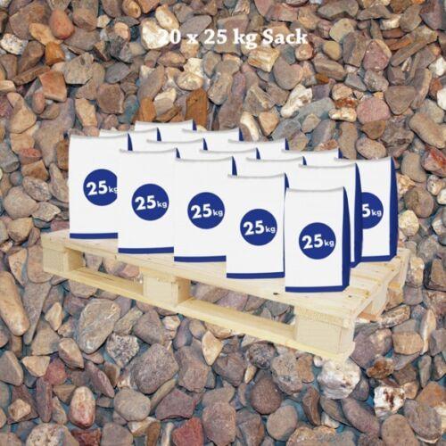 0,32€//1kg Halbe Palette Rheinkies 16-32 mm 20x25 kg Sack