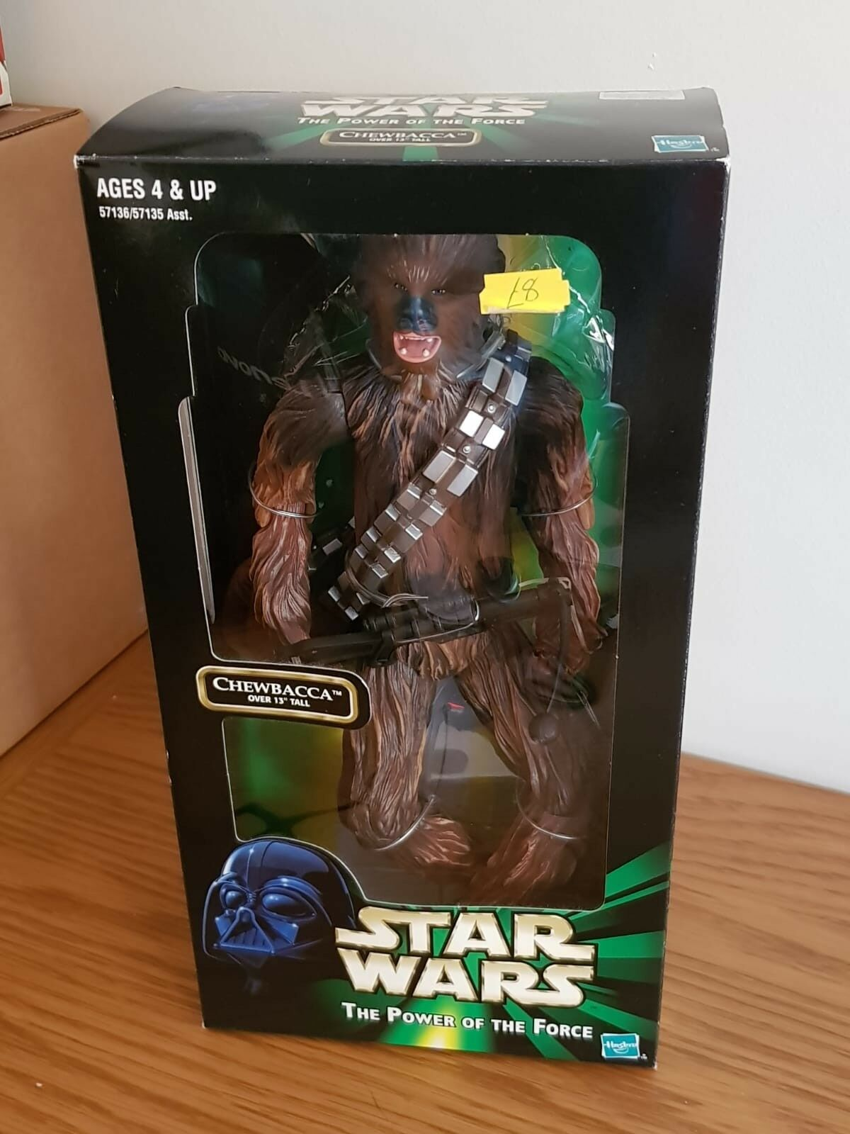 Star Wars Power of the Force 13