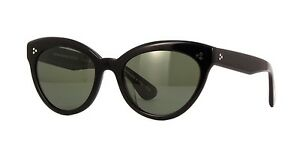 331aace556 Oliver Peoples ROELLA OV 5355SU Black G15 Green Polarised (1005 9A A ...