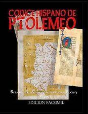 Codice Hispano de Ptolemeo : Claudii Ptolomaei Alexandrini Cosmographia...