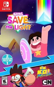 Steven-Universe-Save-The-Light-amp-OK-K-O-Let-039-s-Play-Heroes-Nintendo-Switch