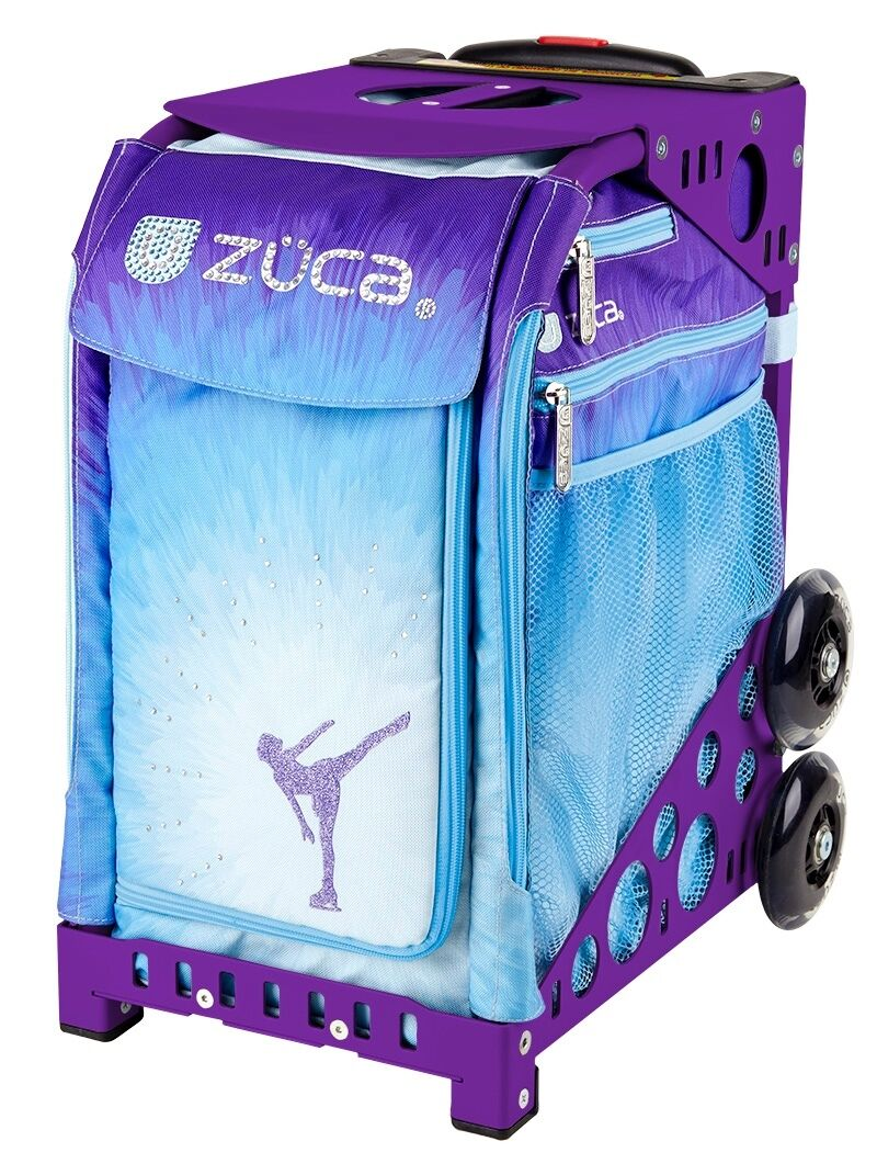 ZUCA Sports Frame & Insert Bag - ICE DREAMZ - FREE SEAT CUSHION