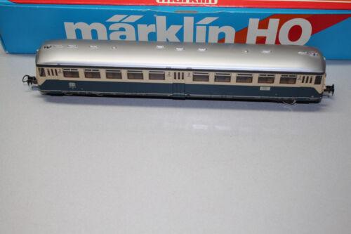 Märklin 4028 Schienenbusbeiwagen Baureihe 815 DB Spur H0 OVP