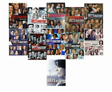 Greys Anatomy Complete Season 1-12 Series DVD Set TV Show Collection Bundle Lot