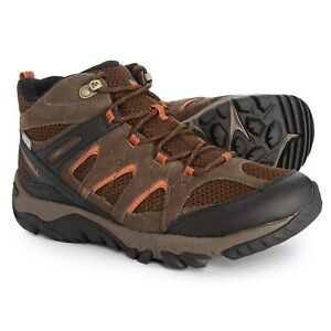 New Men`s Merrell Outmost Mid Vent WP