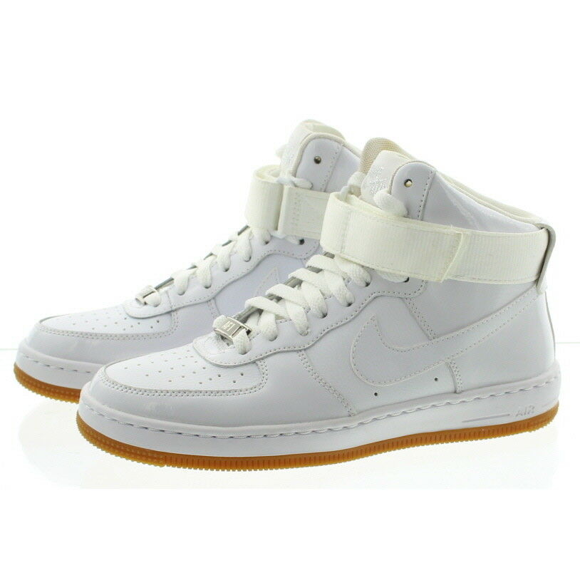 Nike 654851 Womens AF1 Ultra Force Mid Hi Top Trainers Shoes Sneakers