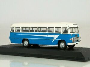 Scale-model-bus-1-72-Ikarus-311-1960-blue-white
