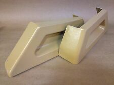 EARLY RANGE ROVER CLASSIC 2 DOOR SEAT FRAME PANELS PAIR FIBERGLASS TOP QUALITY