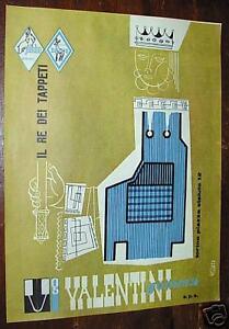 Pubblicita-Tappeti-auto-VALENTINI-GOMMA-Gellato-1962