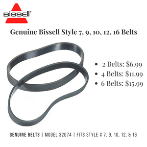 1a89b009bb4 Image is loading Genuine-Bissell-Style-7-9-10-12-16-